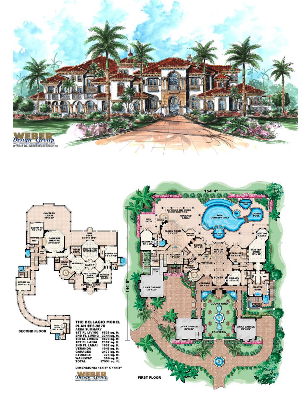 Mediterranean House Plan Italian Style Beach Mansion Floor Plan Mediterranean House Plans Mansion Floor Plan Mediterranean House Plan