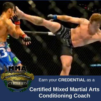 MMA Fitness Training | Coaching | Certification | Mixed