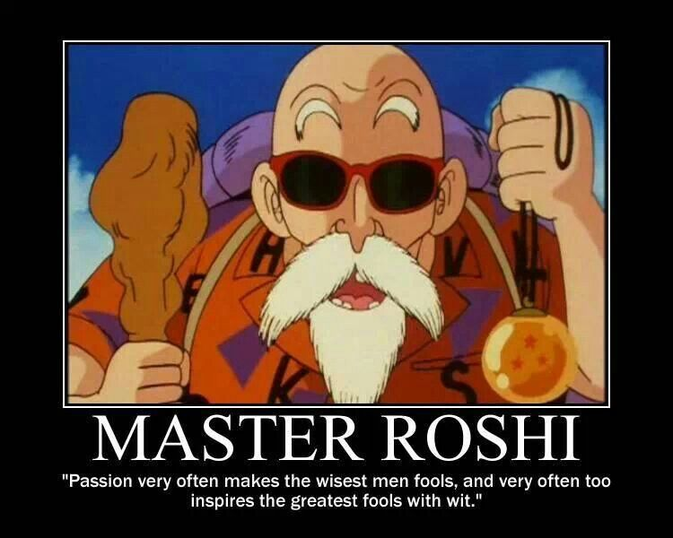 Master Roshi Dragon Balls Dragon Ball Z Dragon Ball