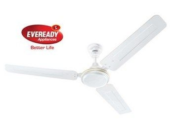 Eveready 1200mm Ceiling Fan Lowest Price At Rs 1080 Only