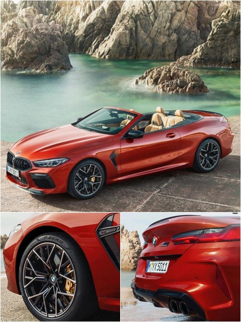 2020 Bmw M8 Convertible 0 100 3 1s Tokarishkapins Bmw M8 Convertible The Latest Information About New Cars Release Date R Bmw New Bmw Bmw Cars