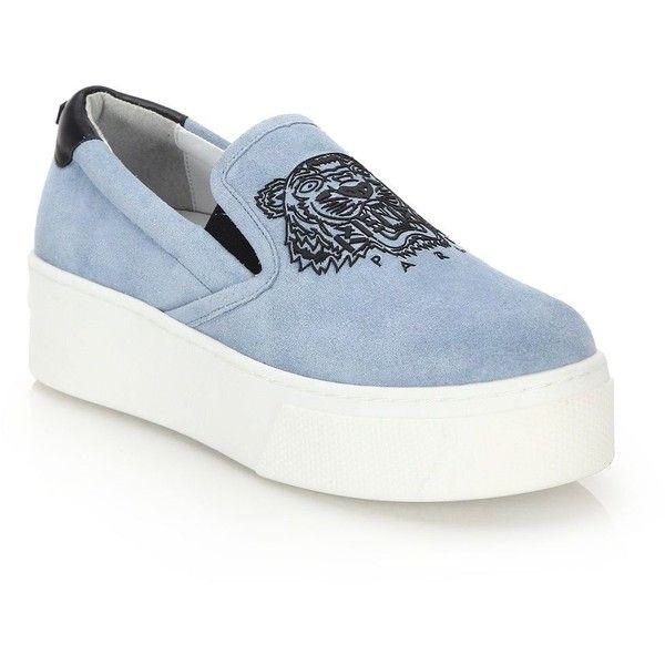 Platform sneakers, Platform slip on