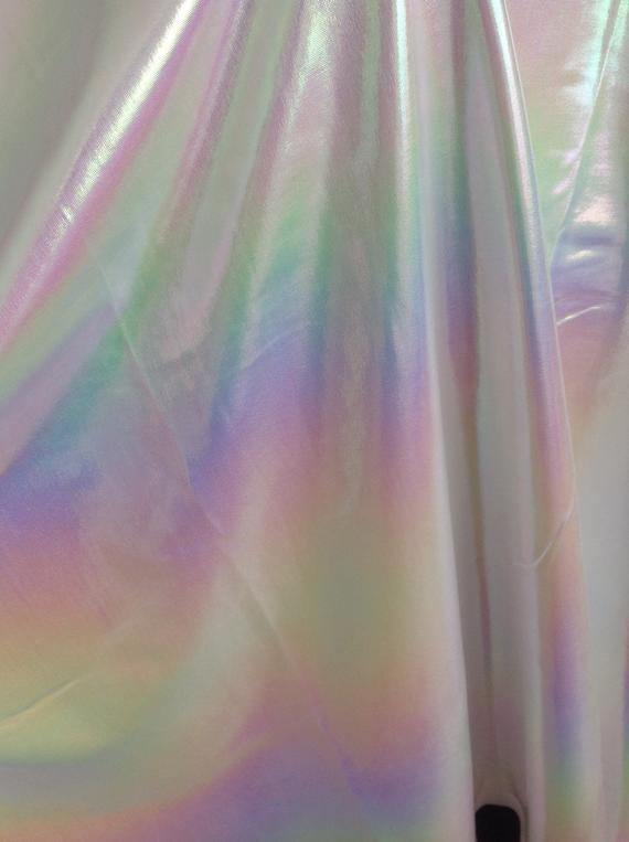 iridescent stretch fabric printed spandex fabric suppliers