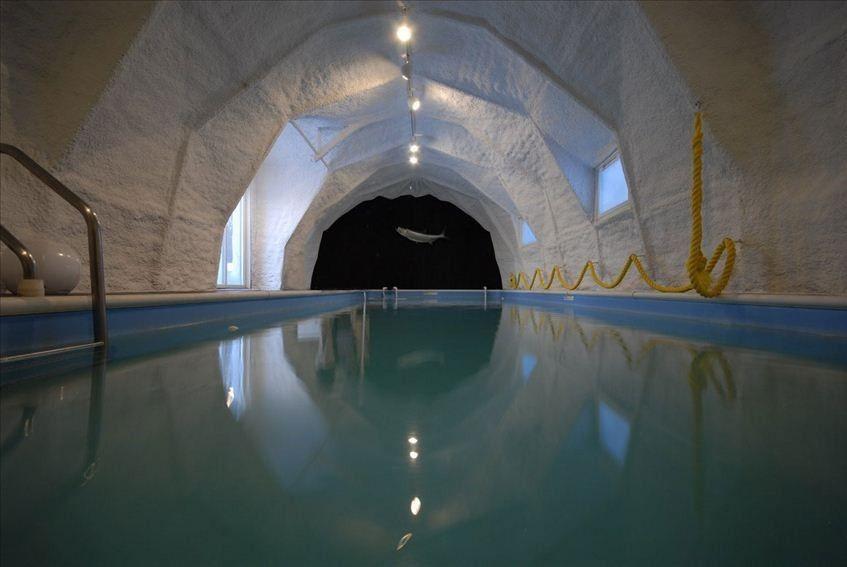 Indoor Pool Sauna Hot Tub Jacuzzi Solarium Cornwall Indoor Pool Indoor Pool House Pool Houses
