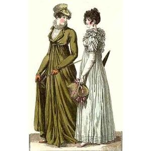 French Fashions 1800 S 1800 Talet