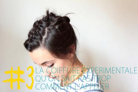 Attacher Cheveux Courts Projets à Essayer En 2019 Braids