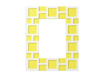 10 Things to Do With a Plain Picture Frame | Yellow crafts, Craft ...