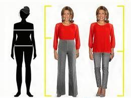50++ Short legs long torso advantage trends
