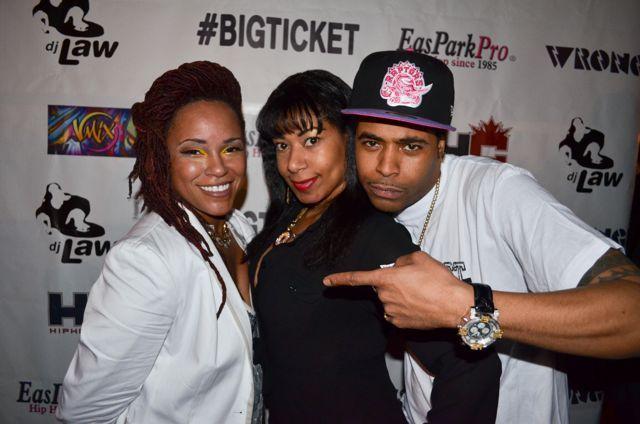 #BigTicket March 15th, 2014