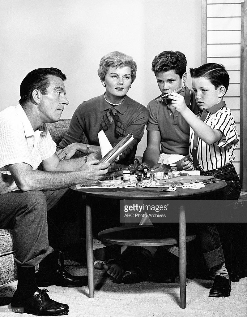 'Leave It To Beaver Gallery' 1957-1963 Hugh Beaumont, Barbara Billingsley, Tony Dow, Jerry Mathers