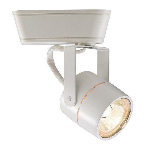 Track Lighting Maximum Length: WAC Lighting HHT 809 WT H SERIES LOW VOLT TRACK HEAD 50W