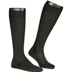 Photo of Falke Herren Serie Luxury No.10, lange Socken, Baumwolle, anthrazit grau Falke