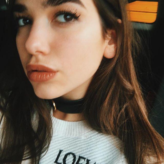Dua Lipa Kiss And Makeup: Women, Makeup, Singer