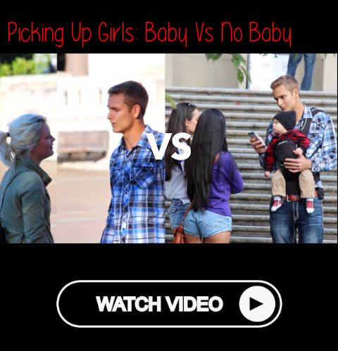 Picking Up Girls: Baby Vs No BabyThis is a comedy  Not a