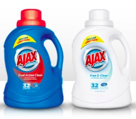 Ajax Laundry Detergent Coupon Save 2 00 Walmart Deal