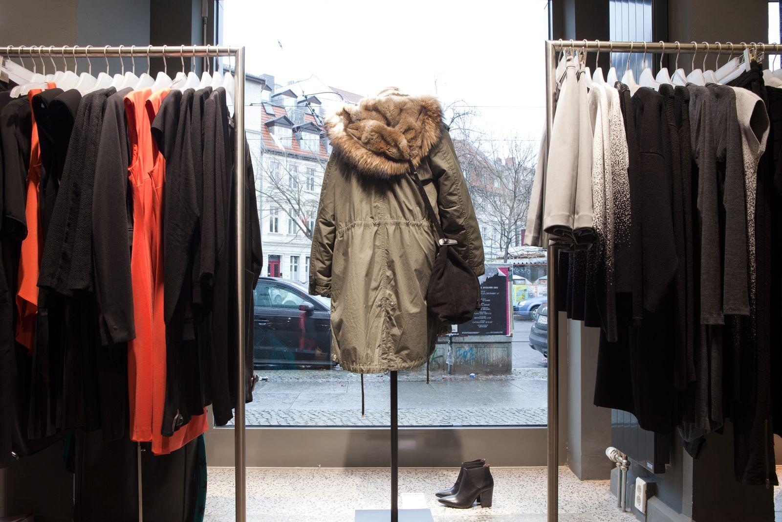 Greta & Luis | Our multi brand store at Rosenthaler Str. 15 in Berlin Mitte #gretaundluis #retail #design