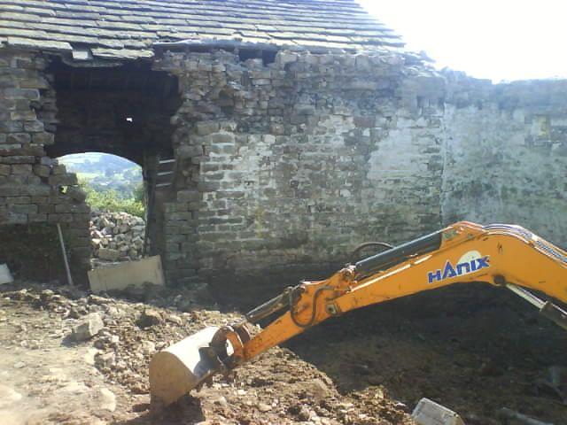 Barn Conversion by Derry Construction Ltd Silver Hill Pateley Bridge Harrogate 2008
