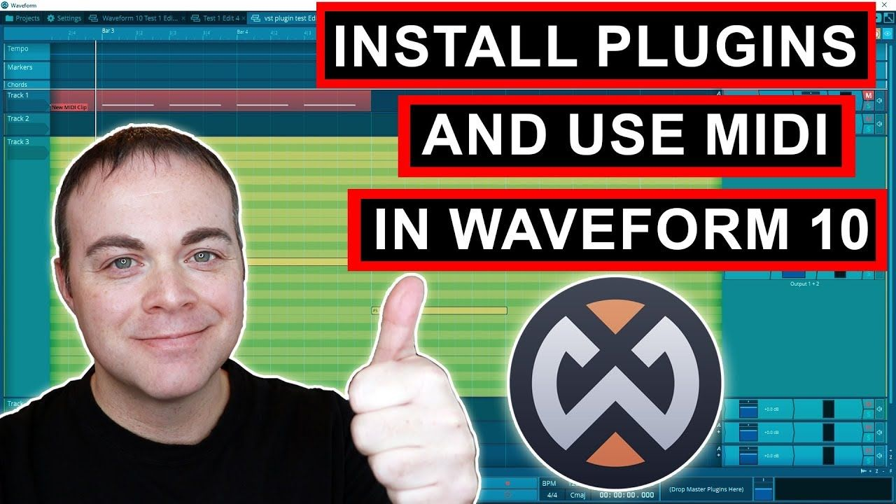How to Install VST Plugins in Tracktion Waveform 10 | Tracktion