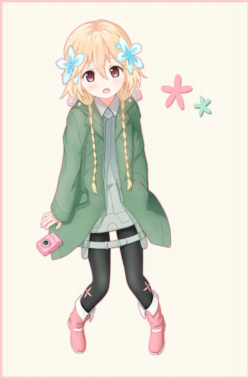 Anime Girl Braided Hairstyles