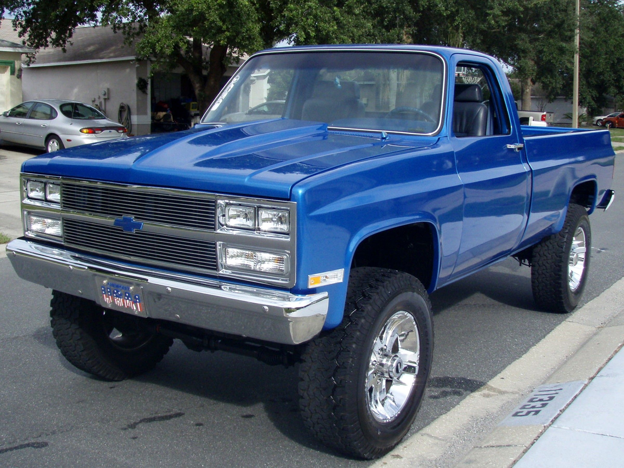 1984 Chevy Truck Maintenance Restoration Of Old Vintage Vehicles