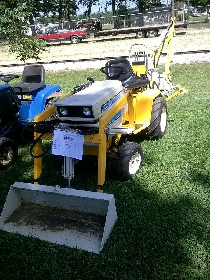 Pin On Garden Tractors And Misc