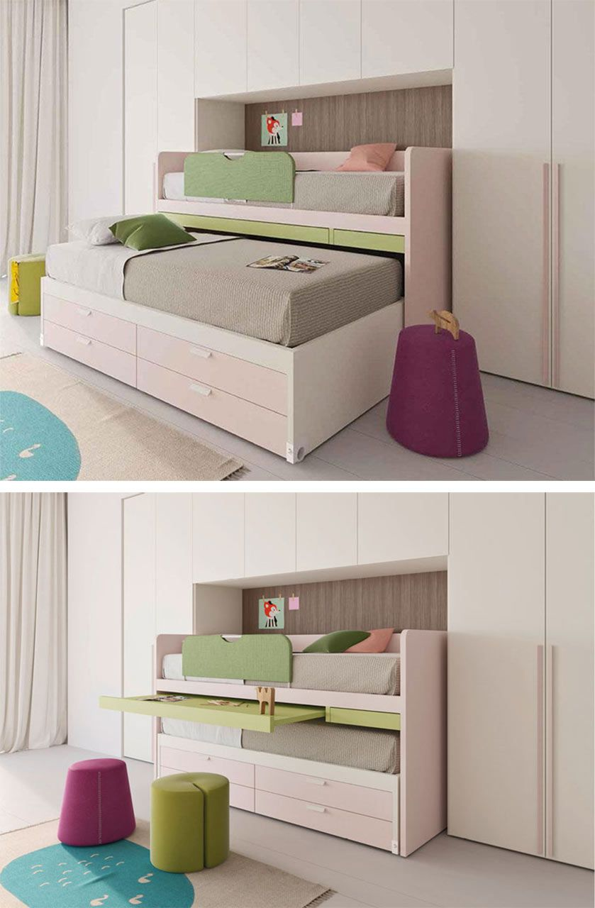 7 Multipurpose Bedrooms Somewhere To Study And Sleep Comfy