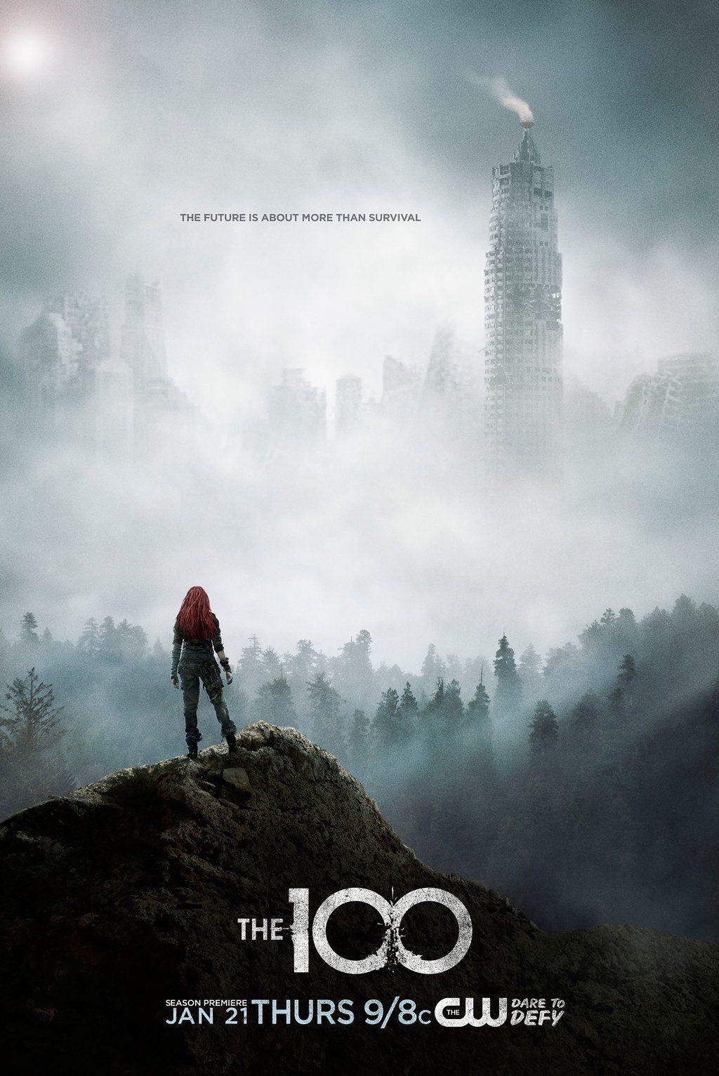 The 100 saison 3 en streaming complet - Liberty Land