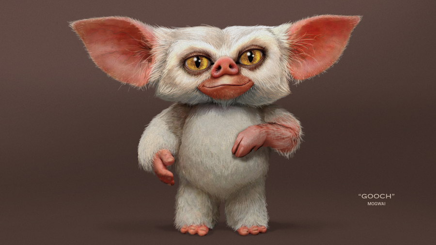gremlins 3 concept art by renotrampdeviantartcom on