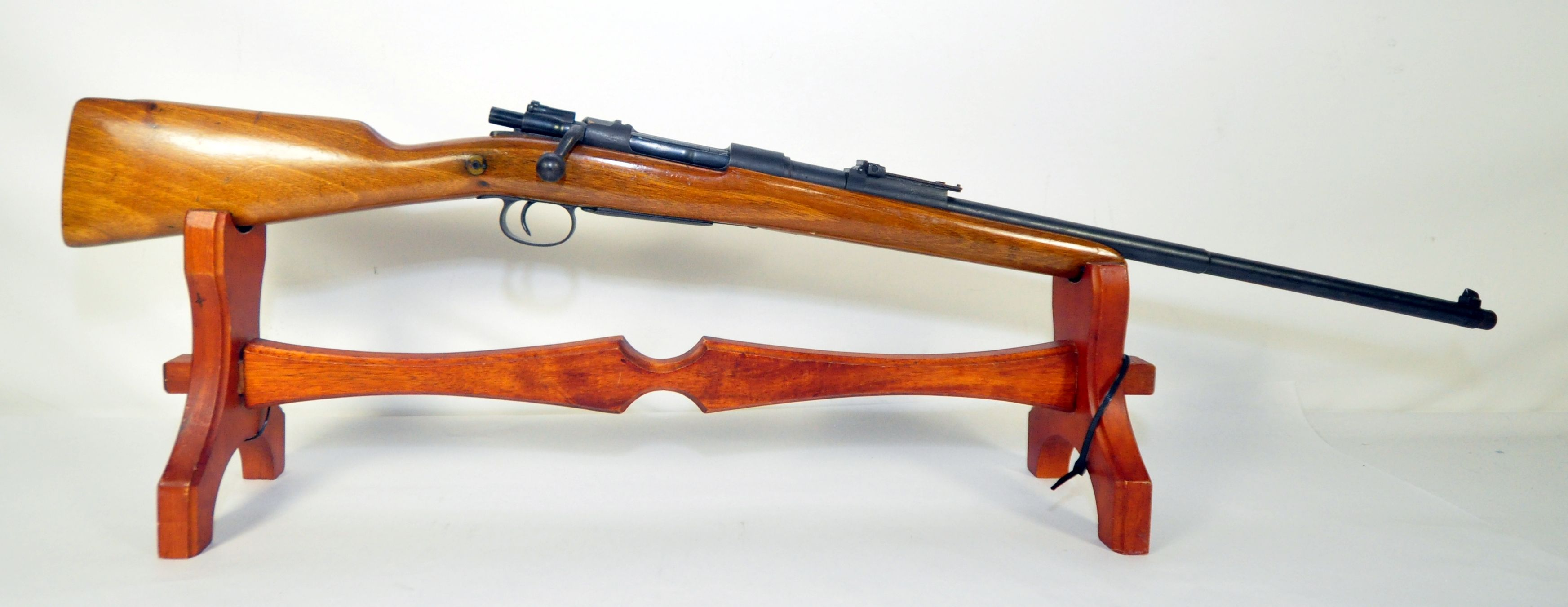 Fabrica de Armas Oviedo model 1893 (modified) 7x57mm This Spanish