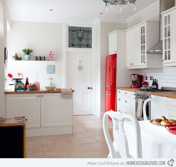 A Collection Of 18 White Kitchen Cabinet Designs Home Design Lover Red Accessories Country