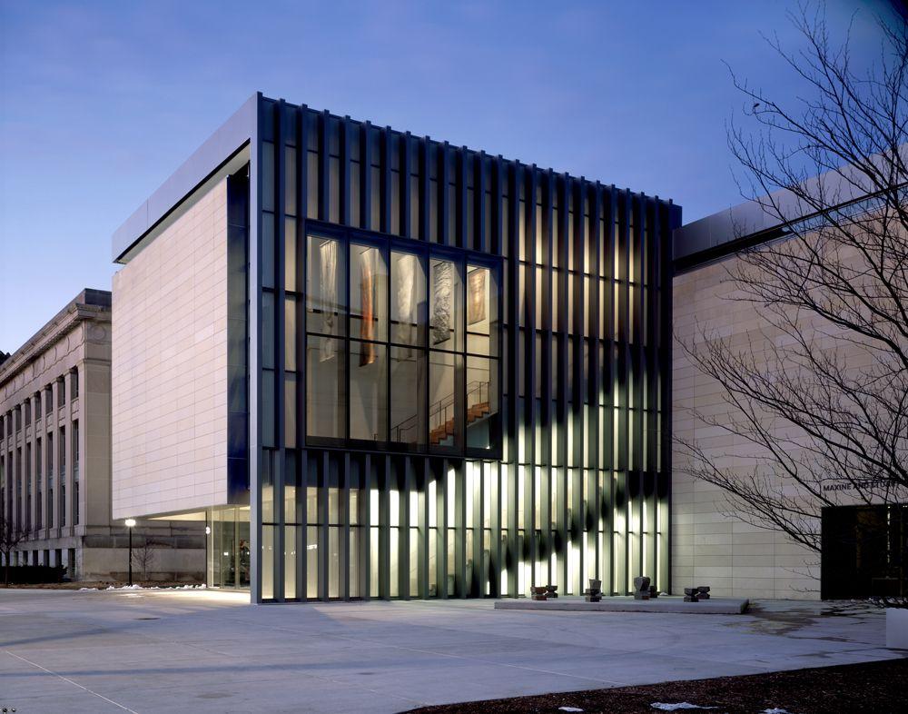 University of michigan museum of art allied works for Uni architektur