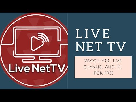 Live NetTV APK Download for Android  Download Latest Live TV APK and