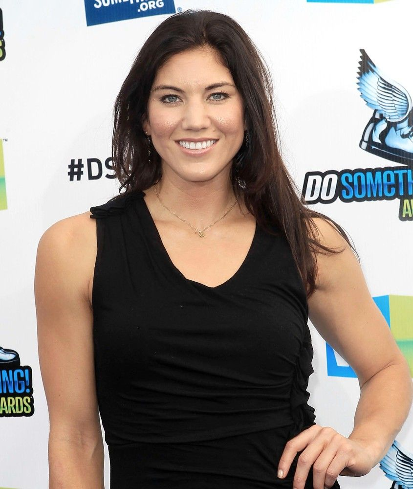 Hope Solo, Soccer Player  Leaked Celebs  Hope Solo -2477