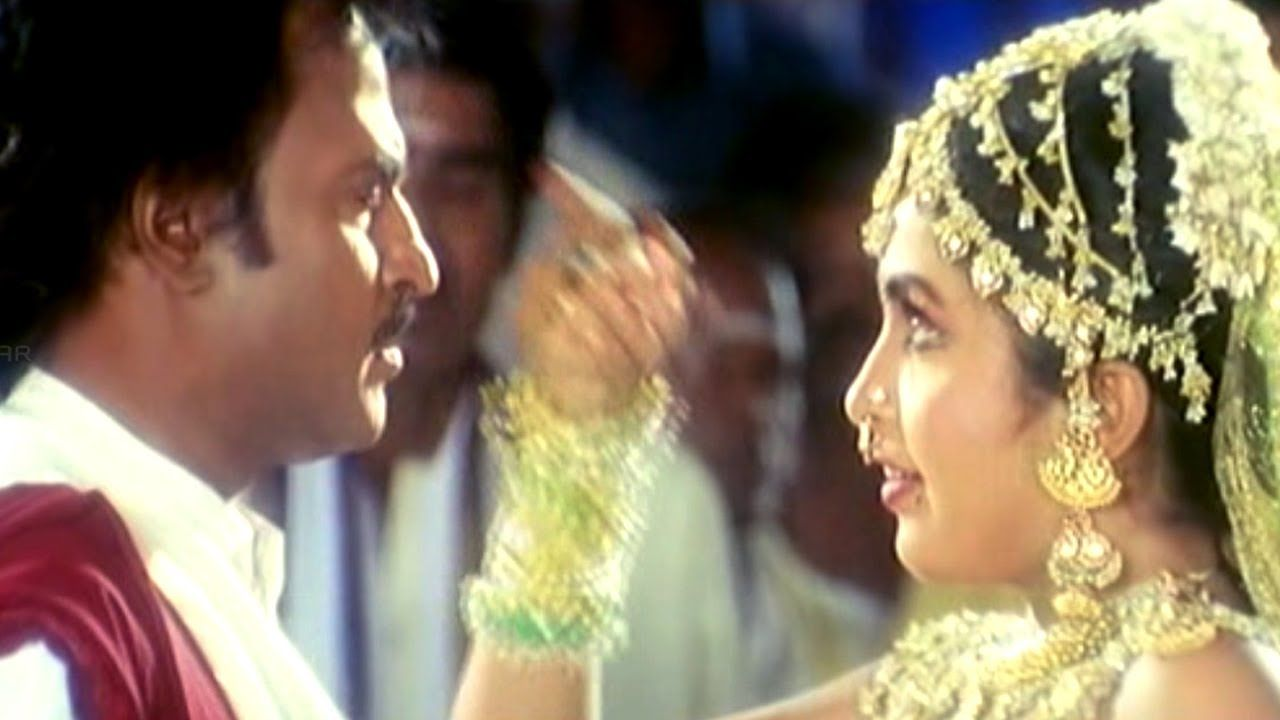 Image result for Padayappa Tamil movie Minsara Kanna Song Images""