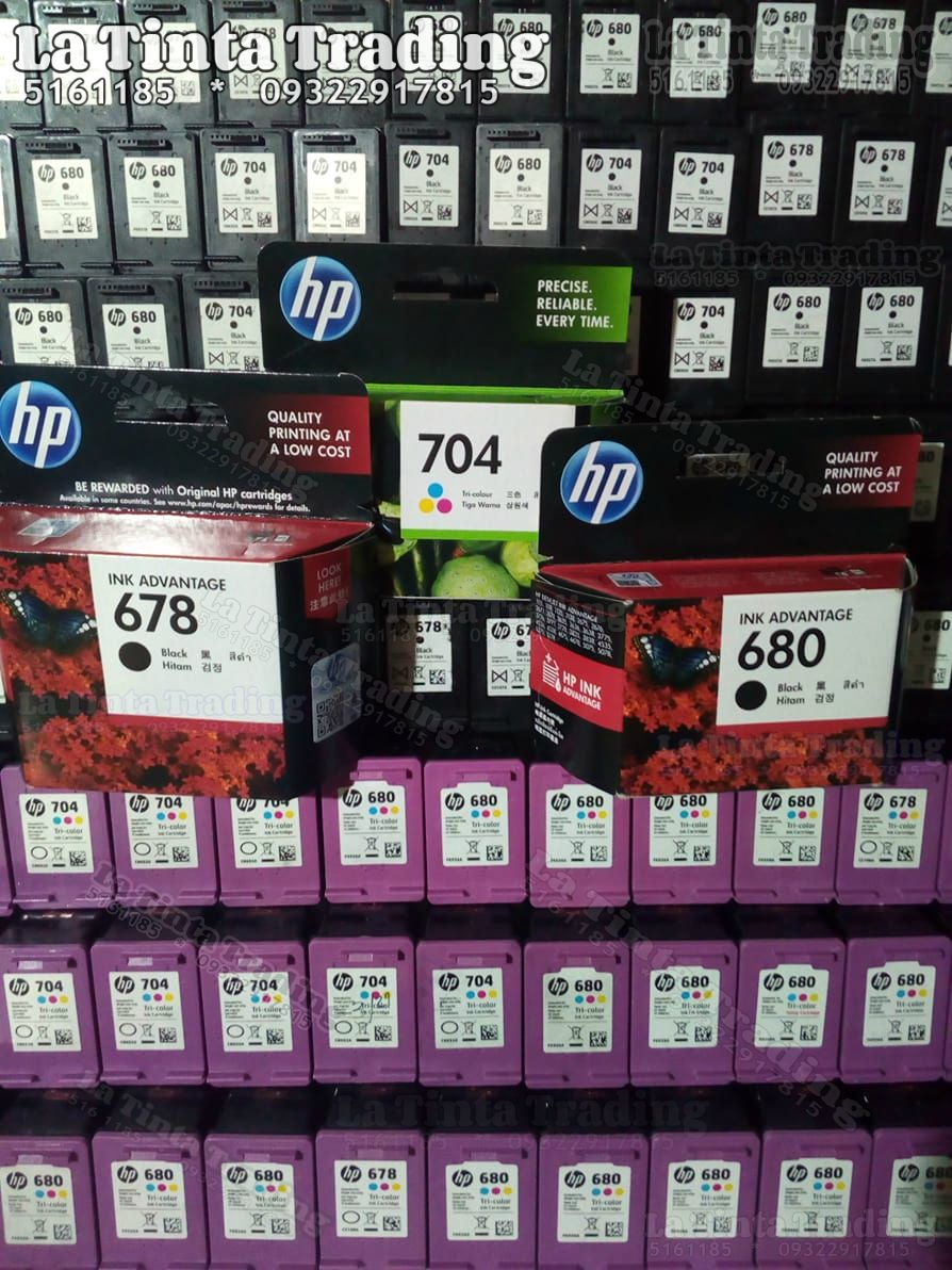 Read The Latest Stories Of La Tinta Trading Ink Cartridge Buyer On Hp 678 Black Catridge Cz107aa Original Trepup See Their Produ Epson Brother And Canon Pixma