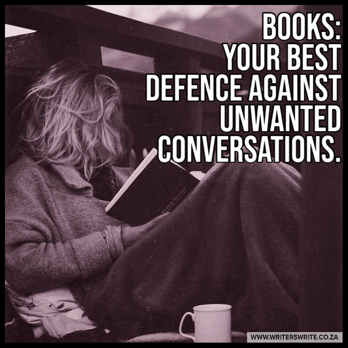 Unwanted Conversations | Writers Write