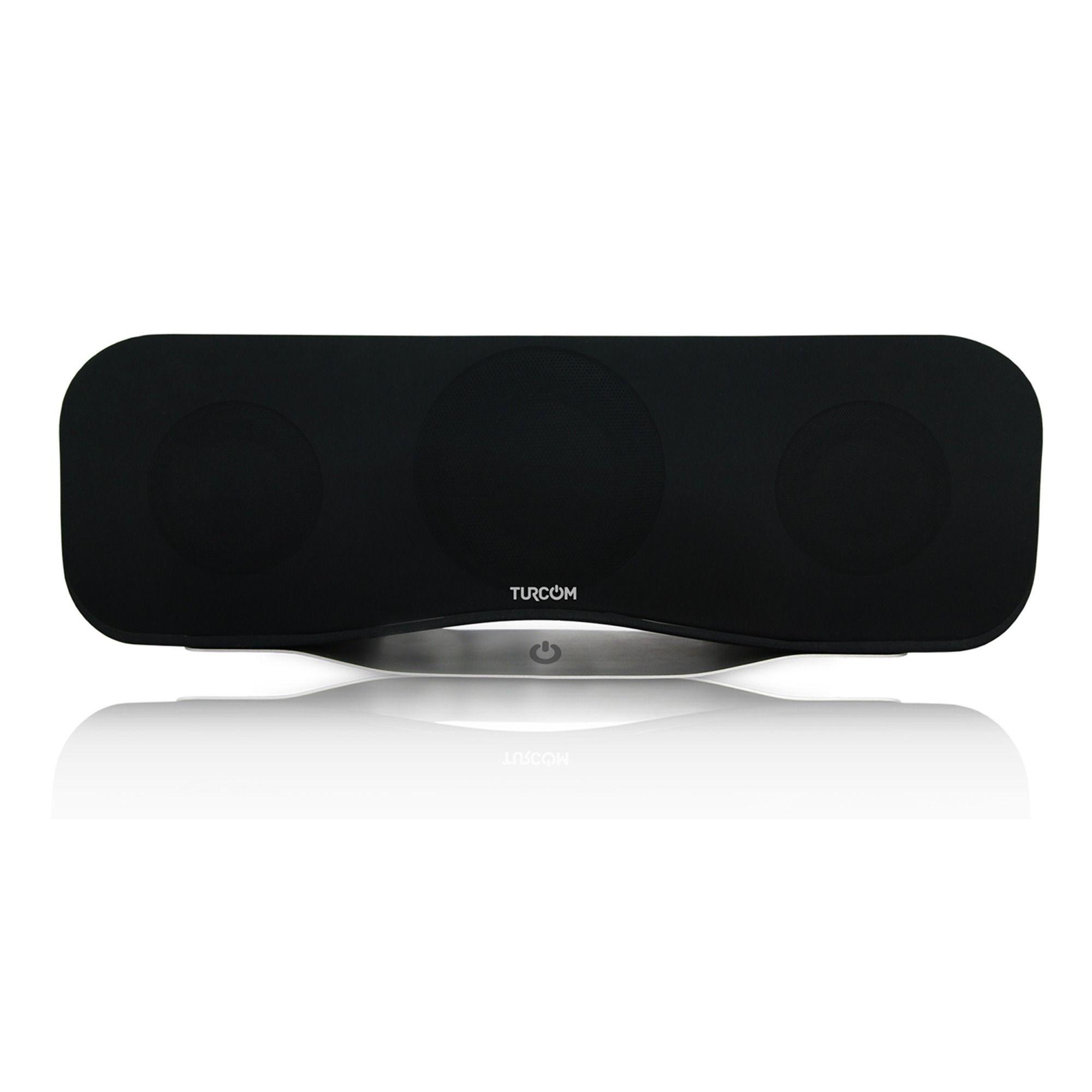 Turcom 40-watt Ultra Bass Bluetooth 4.0 Speaker #TS-460