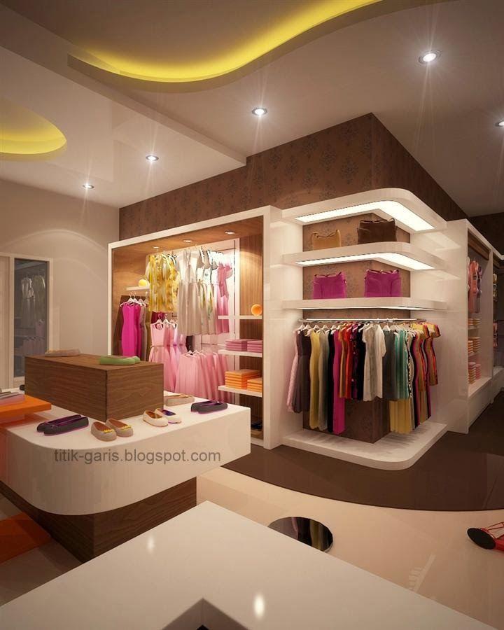 Desain Interior Butik Minimalis Modern Desain Interior Interior