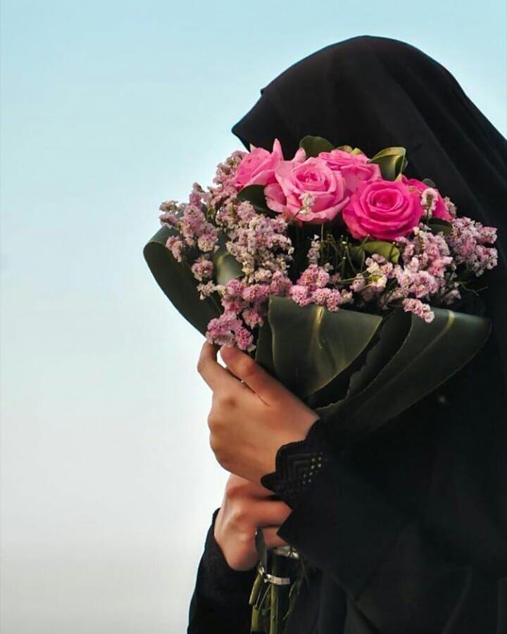 Pin By Atefeh Rezayi On Dpz Beautiful Hijab Islamic Girl Hijabi Girl