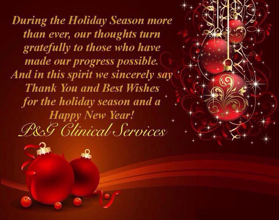Wishing you and your family a very Merry Christmas. May