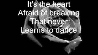 The Rose by Bette Midler with Lyrics - YouTube