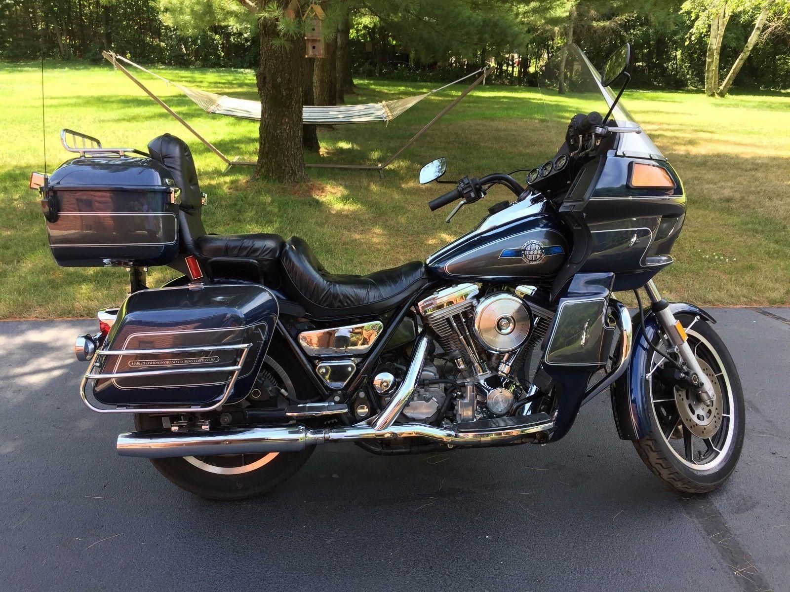 Details about 1982 Harley-Davidson FXR | Harley_!! | Harley