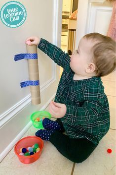 Photo of Indoor Toddler Activities for 12-18 Months