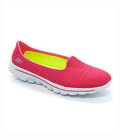 Skechers Go Walk 2 Axis Walking Shoes Dillards Zapatos Calzas