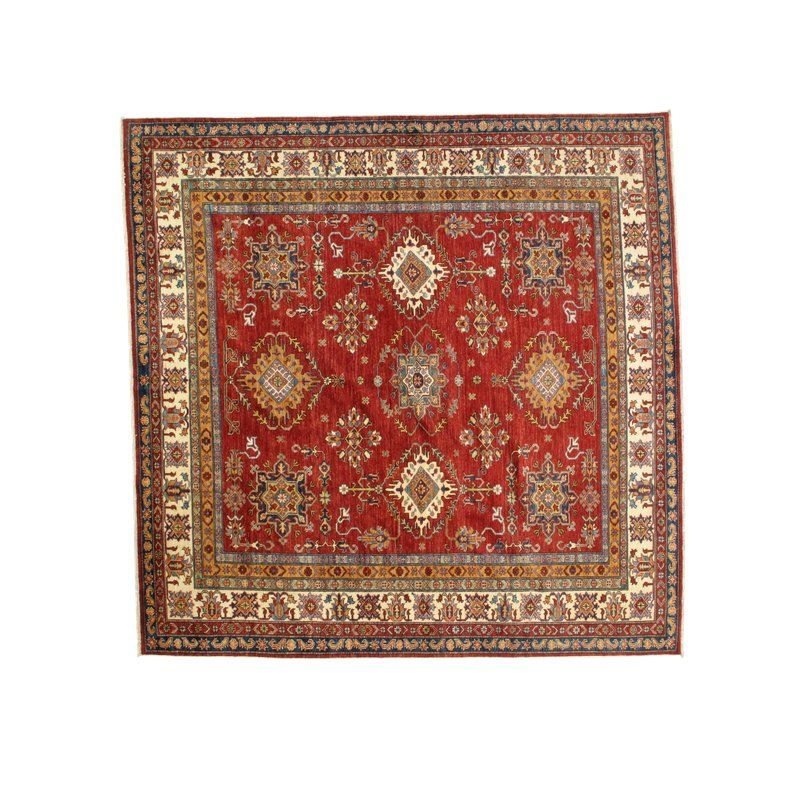 Leon Banilivi Square Khotan Wool Carpet 8 1 X 8 1 Wool Carpet Carpet Carpet Runner