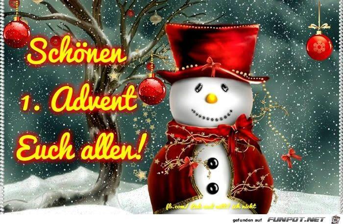 1 Advent Advent Lustig Weihnachten Gif Advent Spruche