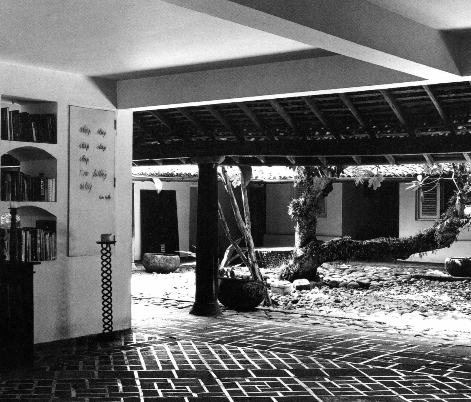 Ena de Silva House, 1962 by Geoffrey Bawa