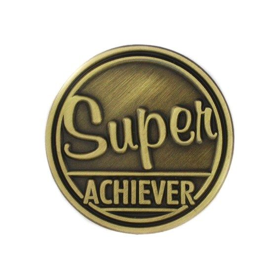 Super Achiever Pin | Recognition And Service Pins | PinMart | PinMart