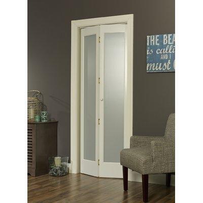 Ltl Home Products Pinecroft Glass Bi Fold Door Size 24 X 78 63 In 2020 Doors Interior Bifold Doors Interior Barn Doors