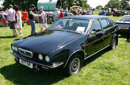 1975 Wolseley 2200 British Cars